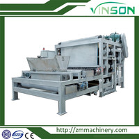 SN-DY series belt press filter machine for mud or sludge