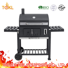 Home Garden Commercial Beer Keg Grill Smoker BBQ Chicken Charcoal Grill Machine BBQ Grill for Sale in Malaysia