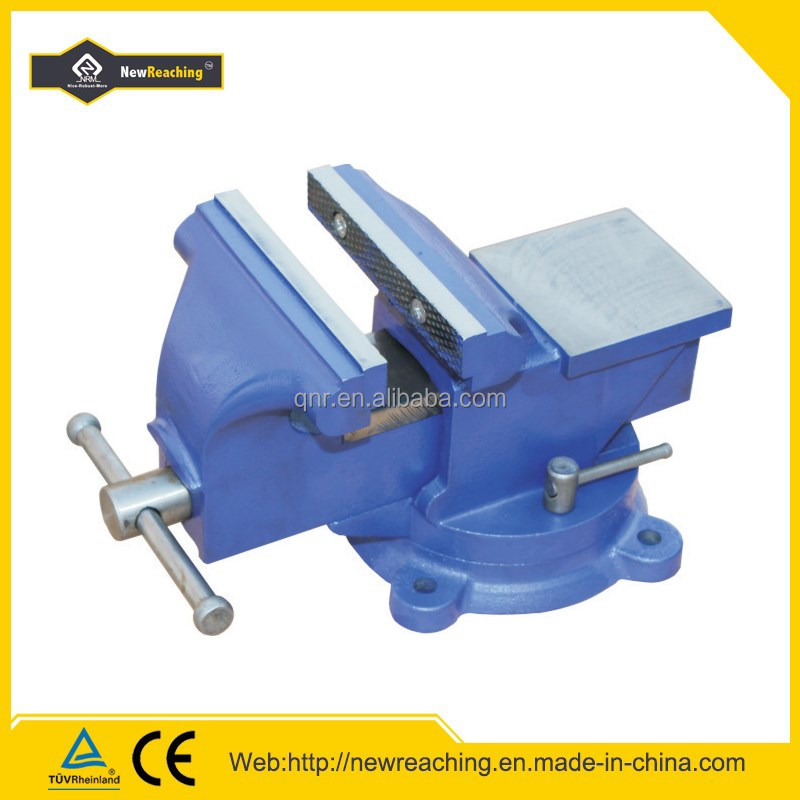 Engineer Vice-Cast lron -Without anvil -with swivel base VSA4