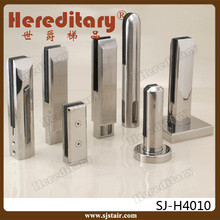 duplex 2205 stainless steel glass spigot / pool fence glass spigot balustrade / frameless glass railing spigot