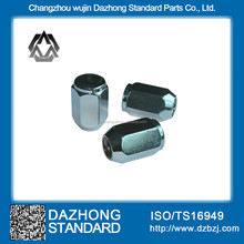 Automotive Industry Carbon Steel chrome plated wheel nut