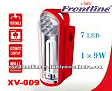 LED Emergency Light/Rechargeable Lantern with Tube & LED