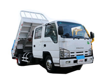 ISUZU Brand 4x2 Light dump truck for wheelbase 3360mm