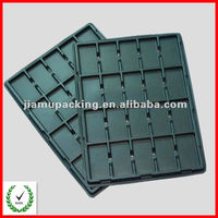 Large plastic cellphone case packing tray