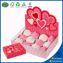 Christmas food catering paper souvenirs gift box wedding cake boxes
