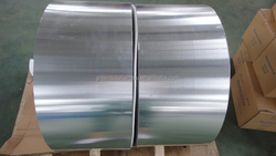 Aluminum foil raw material for food