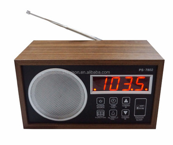 2017 new design Vintage Radio