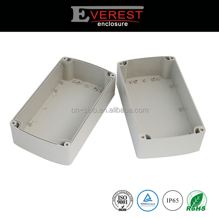 Sealed Plastic Waterproof Enclosure Electronic Device Box