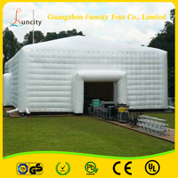 White Party Inflatable Marquee Tents For Wedding or Event