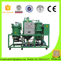 DTS centrifugal oil purifier machine (change black to yellow )