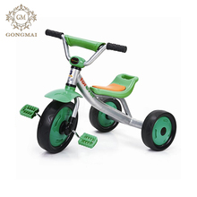 Most comfortable child stroller single seat baby tricycle