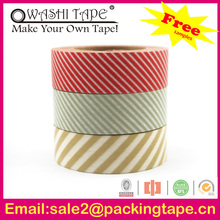 pen tape,solid color paper tape with good quality SGS