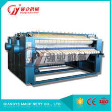Bed Sheets / Tablecloths Double Roller Commercial Sheet Ironing Machine