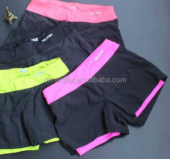 New hot sales high quality beach women crossfit shorts