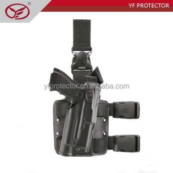 tactical drop leg gun holsters with drop leg paltform