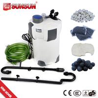 SUNSUN 2015 new CE GS water filter system, aquarium internal filter prices, external filter for aquarium