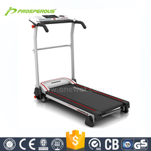 The New PROSPEROUS LCD display motorized commercial treadmill electronic incline peak power 1.0HP max load 100kg treadmill fit