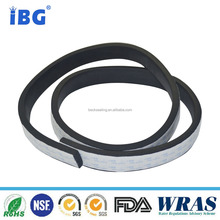 China high quality rubber foam seal o ring cord 10mm