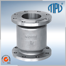 API Flange Spring Load Vertical Type Lift Check Valve
