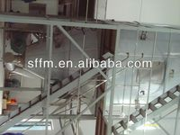 Ammonium sulfate naphthalene production line