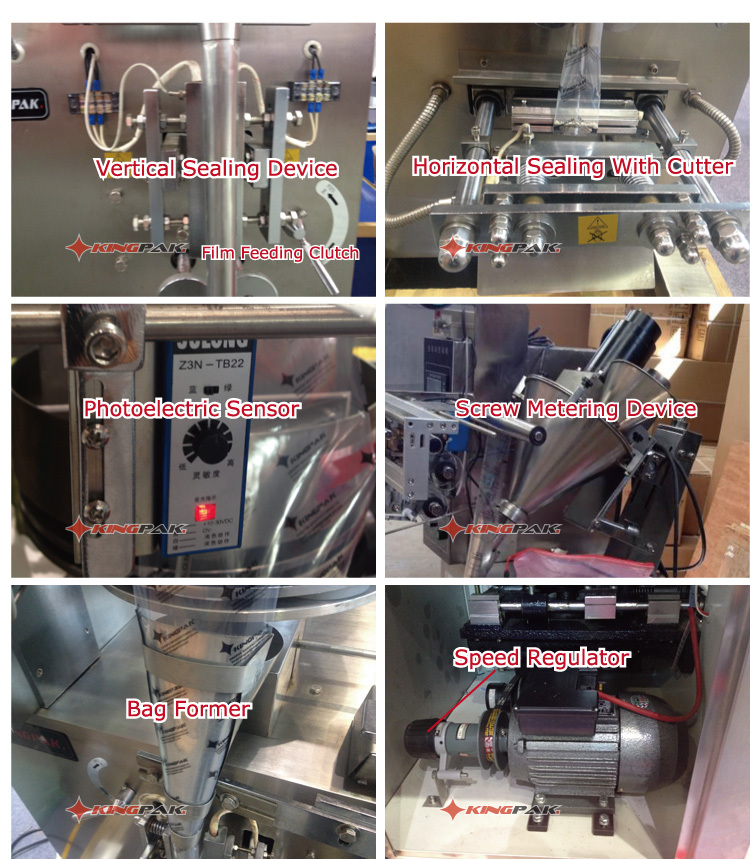 HP100P Automatic Sachet Powder Spice Packaging Machine