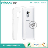 PC Transparent Phone Case for Lenovo