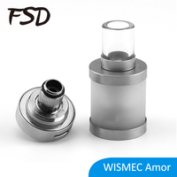 Amor Atomizer WISMEC Amor chic and tiny/ support sub ohm coil