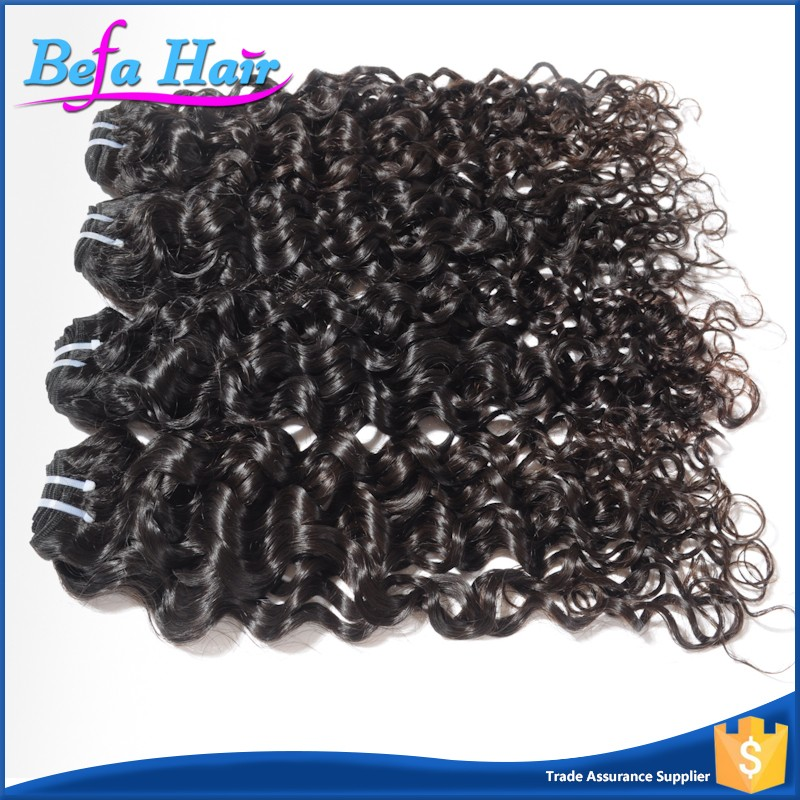 Befa Hair Hot Selling Grade 7A One Donor Human Indian Hair Raw Unprocessed Virgin