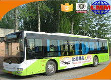 6 meters coach mini bus commercial bus on discount lowest price