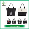 women tote bag cotton canvas shoppping bag with handle