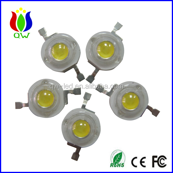 Shanghai factory supply 1w 3w Bridgelux high power white led chip