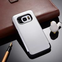 Hybrid TPU PC Shell Protective Shockproof Case Cover for Samsung Galaxy S5 i9600