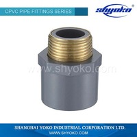 Durable using low price male pipe threaded end coupling