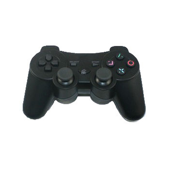 Universal Wireless Bluetooth Remote Controller Gamepad Joystick 3 Double Shock with USB Charge Cable
