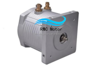 Highest Quality 24V DC motor for electric car