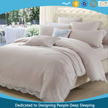 highest luxurysilky smooth 100% 80's Lenzing Tencel bedding set with duvet cover, flat sheet, fitted sheet, pillowcase