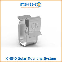 Competitive price wire clip solar mounting