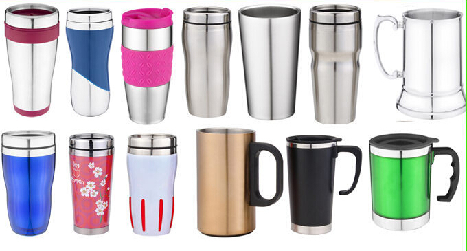 stainless steel insulate travel mug