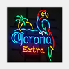 wholesale china factory price corona home decorative glass neon sign