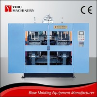 20 Years Manufacturer Max Volume 12L Automatic Blow Molding Machine With Deflashing