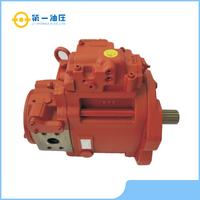 High Power Density Excavator piston pump for hydraulic power units
