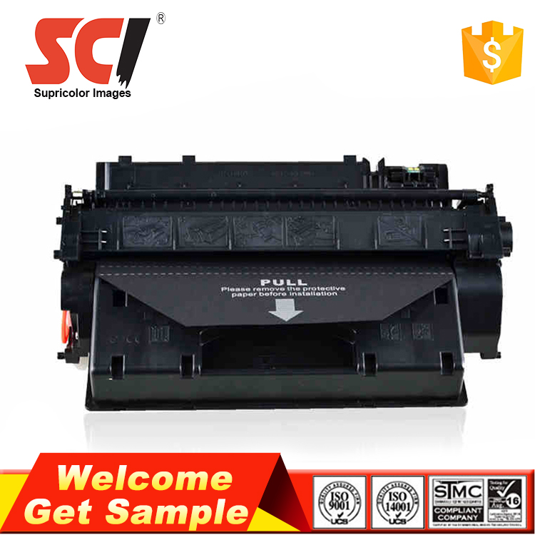 Factory direct wholesale compatible hp 280a toner