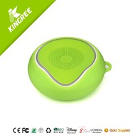 Fashionable Speaker with USB/ TF card/ FM Radio micro speaker for mobile phone