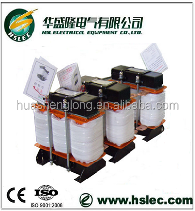3 Phase Dry-type Harmonic Filter Line Reactor Price For Frequency Inverter