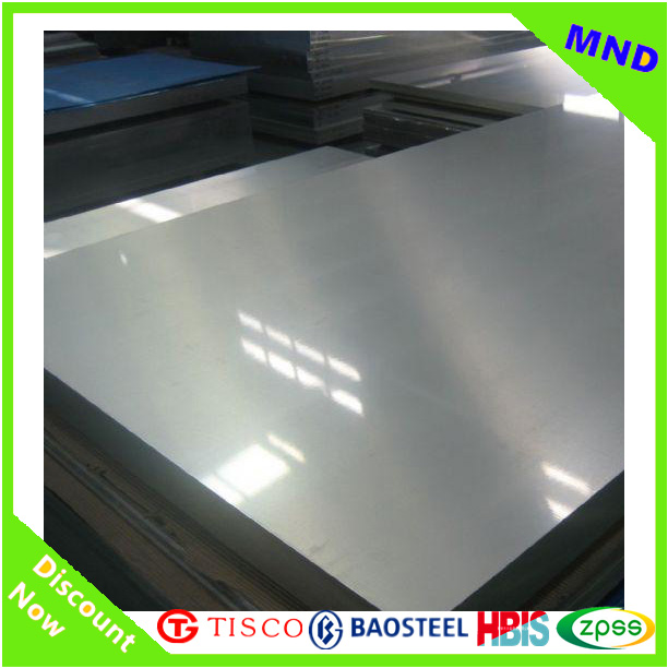 EN,ASTM,JIS,GB,DIN,AISI Standard and 300 Series Grade 304 stainless steel plate for tables