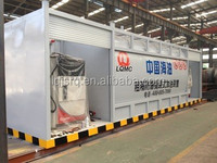 diesel fuel station/container power station/gas storage containers made by luqiang energy equipment