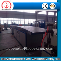 Professional Development and Production of Plastic Split Film Making Extruder from ROPENET