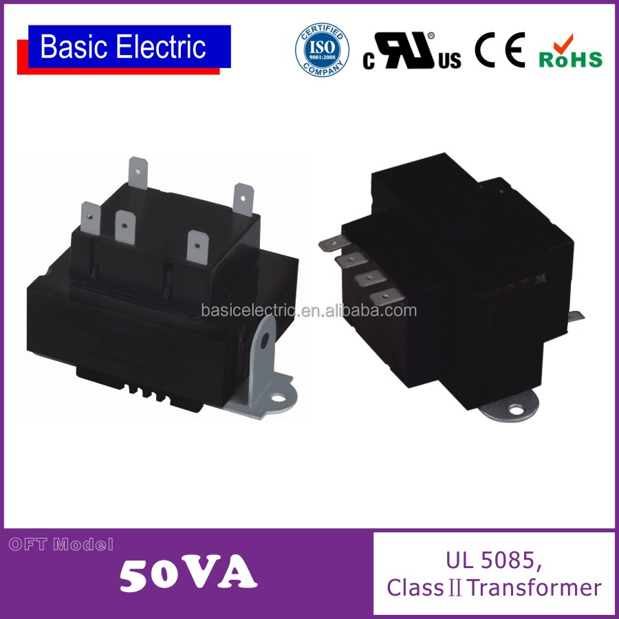ac step down low voltage transformer for household applicances