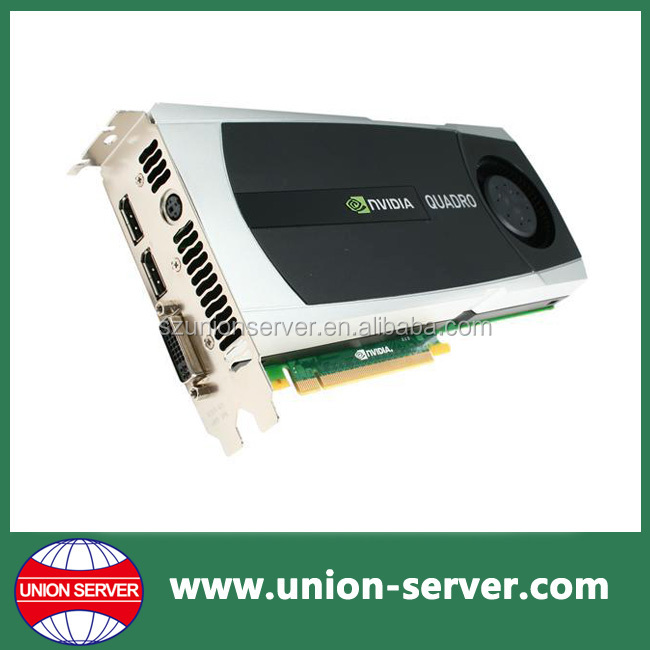 VCQ6000-PB Quadro 6000 6GB 384-bit GDDR5 PCI Express 2.0 x16 Workstation Video Card