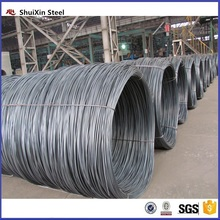 Q195 low carbon steel wire rod MS wire rod in coils